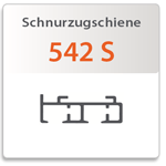 schnurzugschiene-542-s